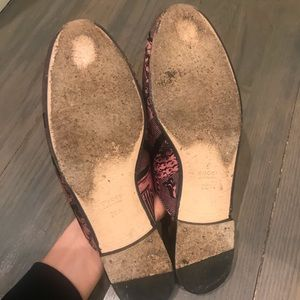 Gucci Shoes - Gucci Princetown Mules!